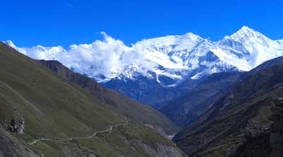 Lonely Planet includes Annapurna Region