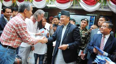Nepal Telecom SIM free for Arrivals Tourist