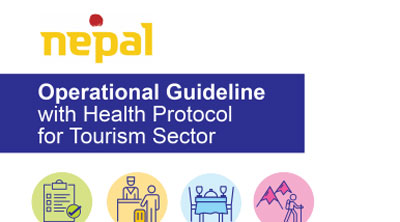 Operational Guideline with Health Protocol for Tourism Sector