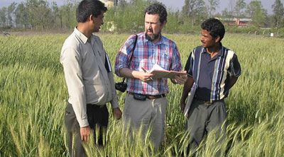 Nepal Agriculture Research Tour